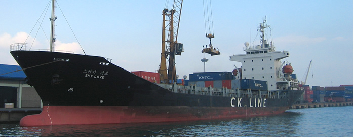 Maritime ck